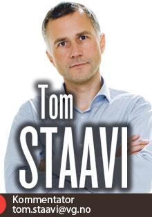 Tom Staavi kommenterer