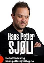Hans Petter Sjøli kommenterer